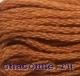 Нитки для вышивания. Мулине х/б 24x8м 0048 Светло-коричневый